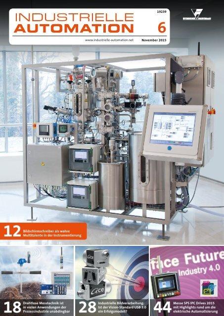 Industrielle Automation 6/2015