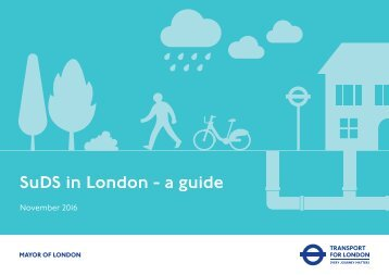 SuDS in London - a guide