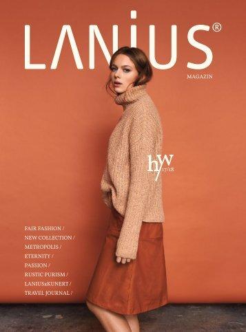 LANIUS HW 17 Magazin