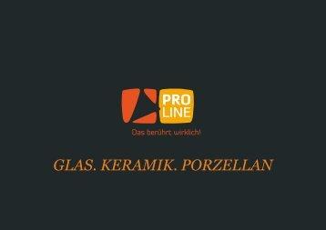 PRO LINE Katalog