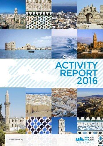 ACTIVITY REPORT 2016