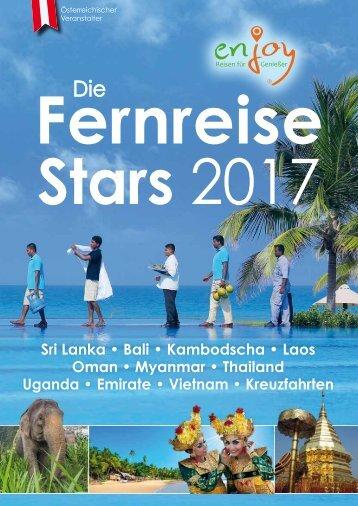 Die Fernreise Stars 2017