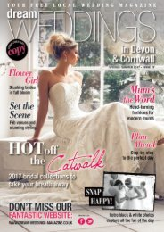 Dream Weddings Magazine - Devon & Cornwall - issue.28
