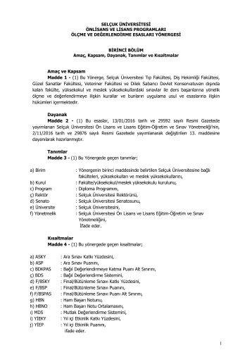 Selcuk-Universitesi-Onlisans-ve-Lisans-Programlari-Olcme-ve-Degerlendirme-Esaslari-Yonergesi---10-11-2016(2)