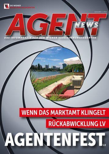 AgentNews Ausgabe 1