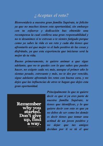 Manual de experiencia Alexander Contreras