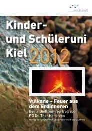 PD Dr. Thor Hansteen - Ozean der Zukunft