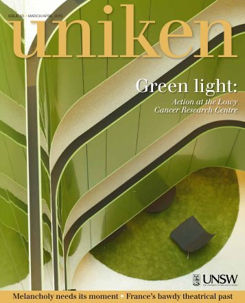 Download issue 55: April/ May 2010 of Uniken - The COFA Blog ...