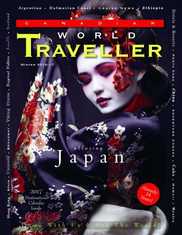 Canadian World Traveller Winter 2016-17 Issue