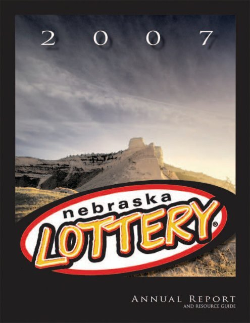Statement Of Nebraska Lottery