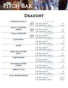 Bar Menu Beers - Page 2