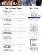 Bar Menu Beers - Page 3