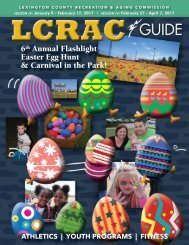 LCRAC Guide 2017 - Sessions III & IV