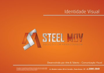 Steel Mov - Identidade Visual