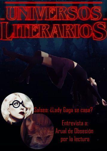 Universos Literarios Enero 2017