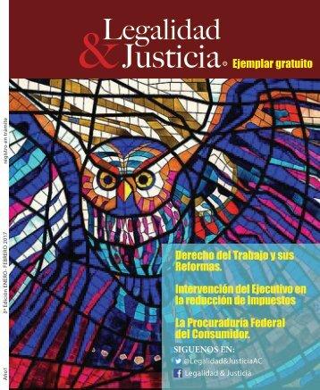 REVISTA LEGALIDAD Y JUSTICIA ENERO OK