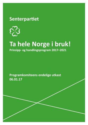 Ta hele Norge i bruk!