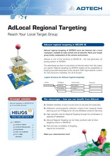 AdLocal Regional Targeting - netpoint media GmbH