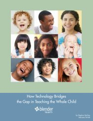 How Technology Bridges the Gap in Teaching the Whole Child