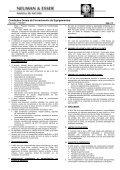 Condições Gerais de Fornecimento de ... - Neuman & Esser - Page 2