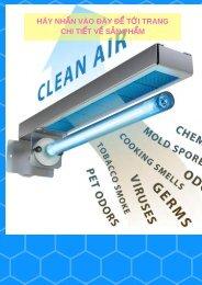 ⓭⓮⓯ REM   Diệt khuẩn không khí kỹ thuật mới