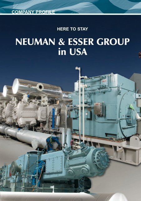 HERE TO STAY - Neuman & Esser
