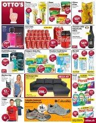 Wochenzeitung Otto's | Aktionen