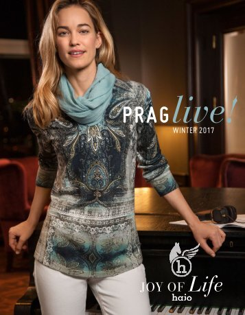 "JOY OF Life - hajo Womenswear ""Prag Live!"" Winter 2017"