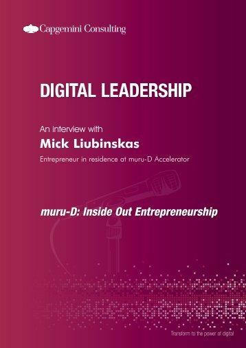 Mick Liubinskas