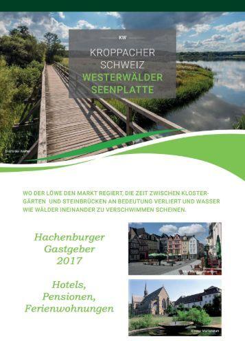 Gastgeber Hachenburg 2017