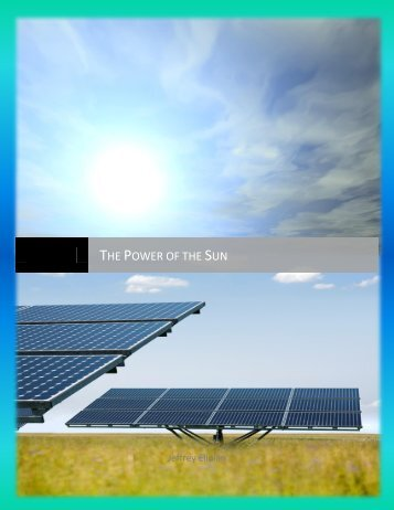 The Power of the Sun - the Scientia Review