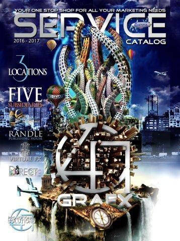 4G Grafx & Subsidiary catalog