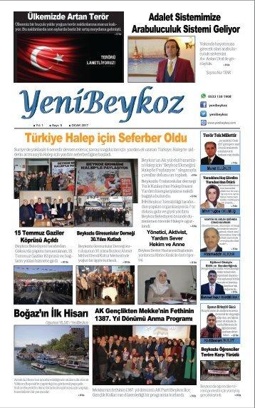 YeniBeykoz - Ocak 2017