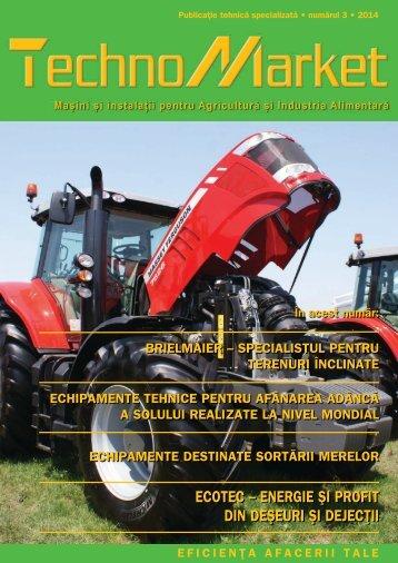 Technomarket Agrotechnica nr. 3