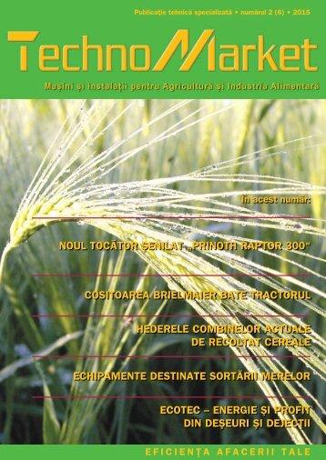 Technomarket Agrotechnica nr. 6