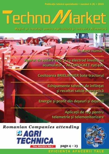 Technomarket Agrotechnica nr. 8