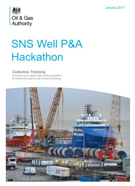 SNS Well P&A Hackathon