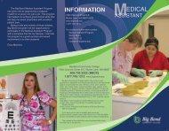 INFORMATION MEDICAL - Academics - Big Bend Community College