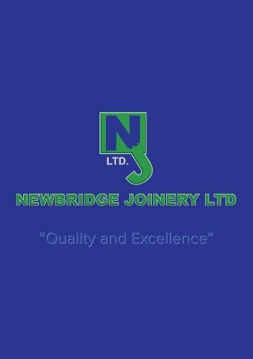 Newbridge Joinery Brochure