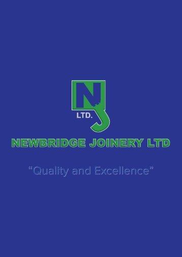 Newbridge Joinery Brochure