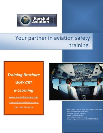 Training Brochure 7a