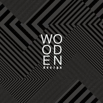 Catálogo Wooden Design 2017