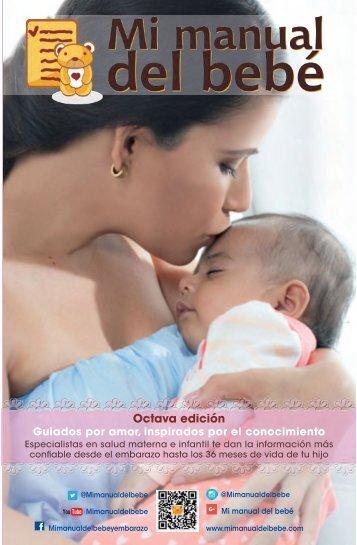 Mi manual del bebé. Octava edición