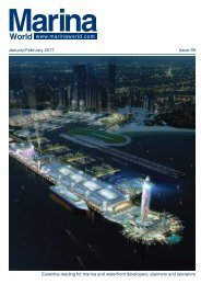 2017 January February Marina World