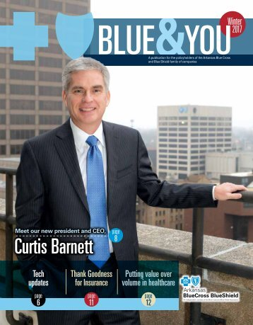 Blue & You - Winter 2017