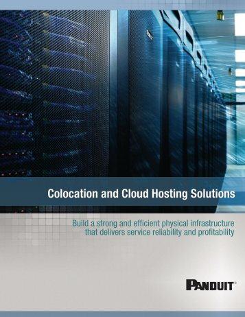 Colocation and Cloud Hosting Solutions
