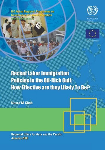 Recent Labor Immigration Policies in the Oil-Rich Gulf
