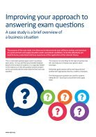 Marked exam answers with assessor feedback - Page 4