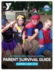 Octorara - Parent Summer Camp Guide - 2018