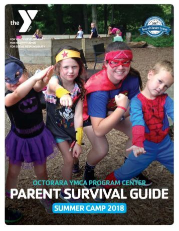 Octorara - Parent Survival Guide - Camp 2017